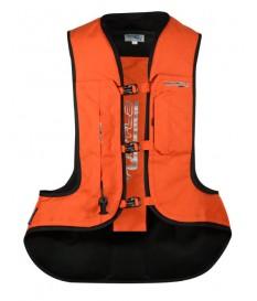 Helite Airbag Turtle 2 Naranja