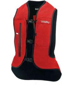 Helite Airbag E-Turtle Rojo