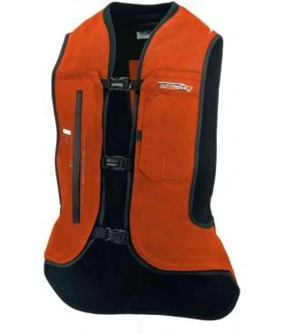 Helite Airbag E-Turtle Naranja