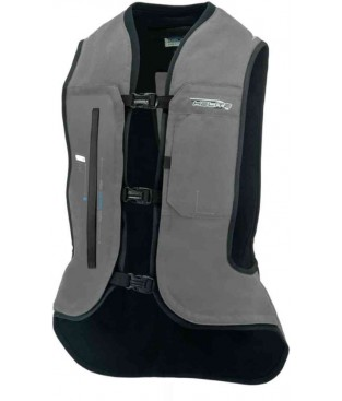 Helite Airbag E-Turtle Gris