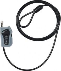 Cable Acero Abus Combiloop 205