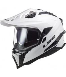 Casco LS2 MX701 Explorer White