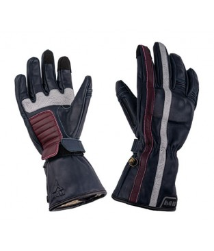 Guantes By City Oslo Blue