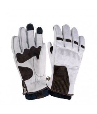 Guantes By City Detroid White