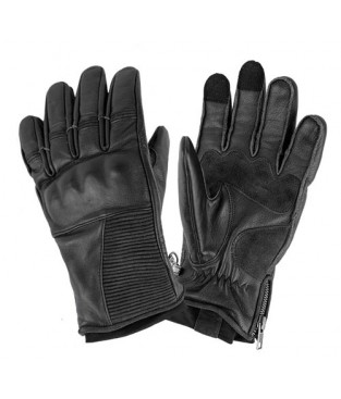 Guantes By City Detroid Black