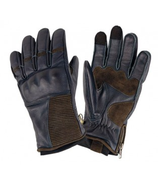 Guantes By City Detroid Blue