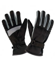 Guantes By City Portland Gray