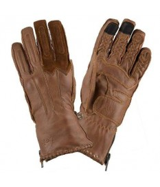 Guantes By City Winter Skin Mustard