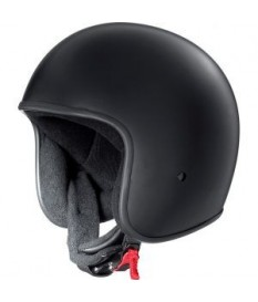 CASCO RIDER CUSTOM NEGRO MATE