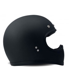 CASCO DMD RACER MATT BLACK