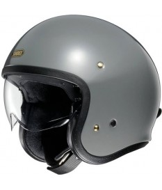 CASCO SHOEI J.O RAT GREY