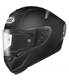 CASCO SHOEI X-SPIRIT 3 NEGRO MATE