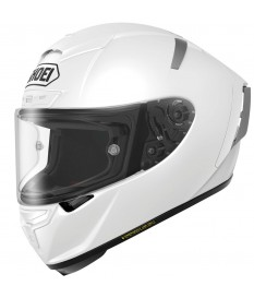 CASCO SHOEI X-SPIRIT 3 BLANCO BRILLO