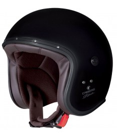 CASCO CABERG FREERIDE NEGRO MATE