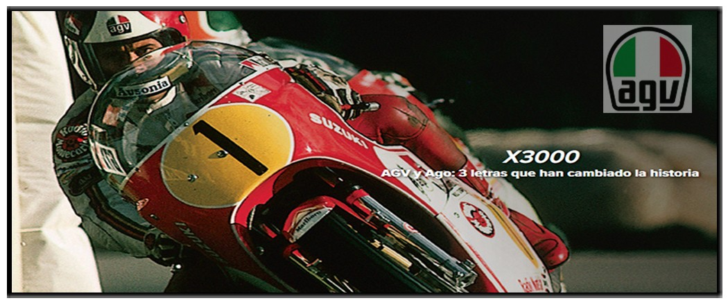 cascos agv moto urban