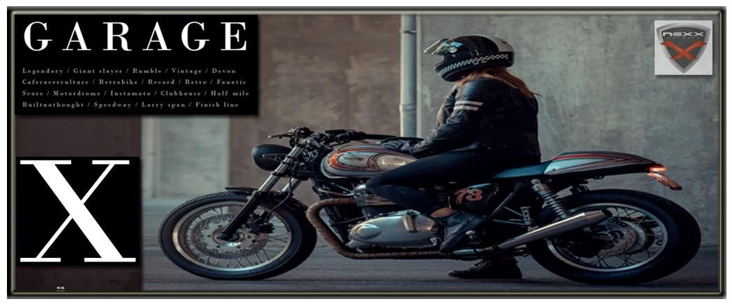 cascos nexx xg100 racer moto urban