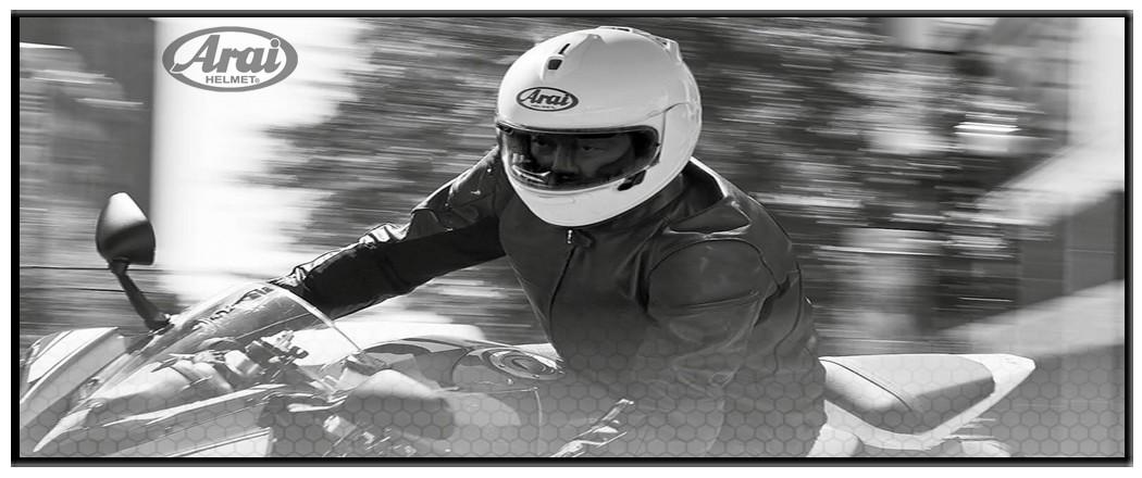 cascos arai moto urban