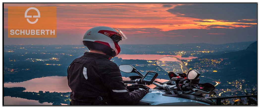 cascos schuberth moto urban